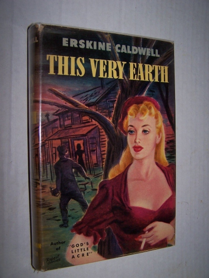 Image for THIS VERY EARTH   [ First Edition ]