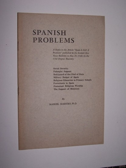 "Image for SPANISH PROBLEMS - A Reply to the Article ""Spain is Still a Problem"""