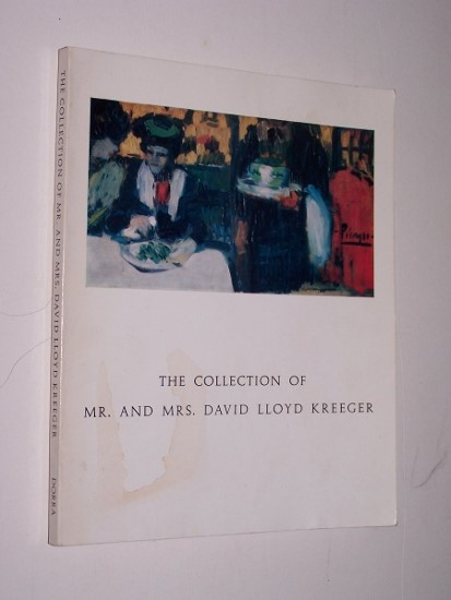 Image for The Kreeger Collection  [Cover title: The Collection of Mr. and Mrs. David Lloyd Kreeger]