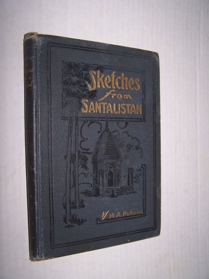 Image for SKETCHES FROM SANTALISTAN