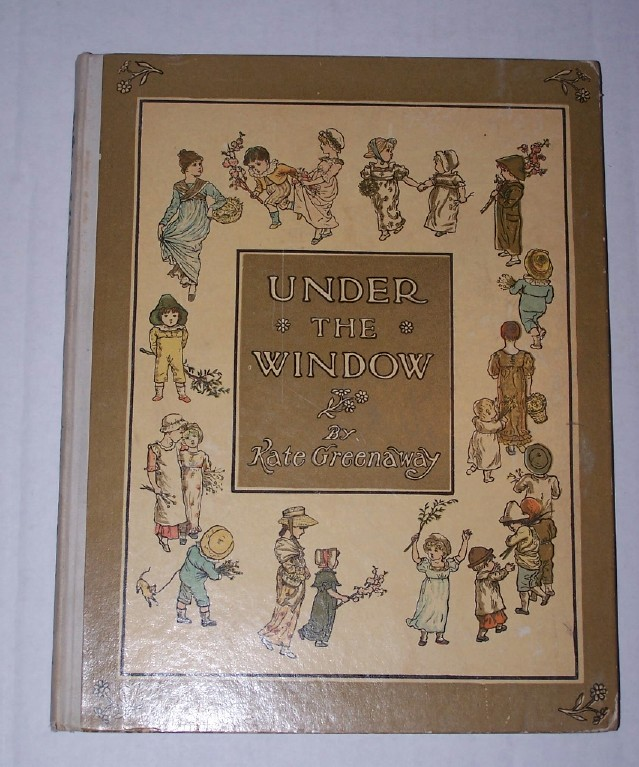 Image for UNDER THE WINDOW - Pictures and Rhymes for Children