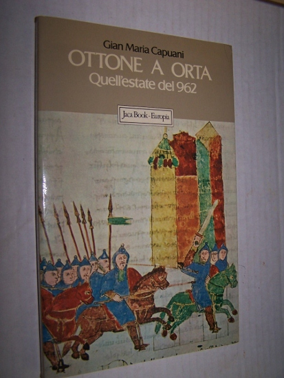 Image for OTTONE A ORTA - Quell'estate del 962