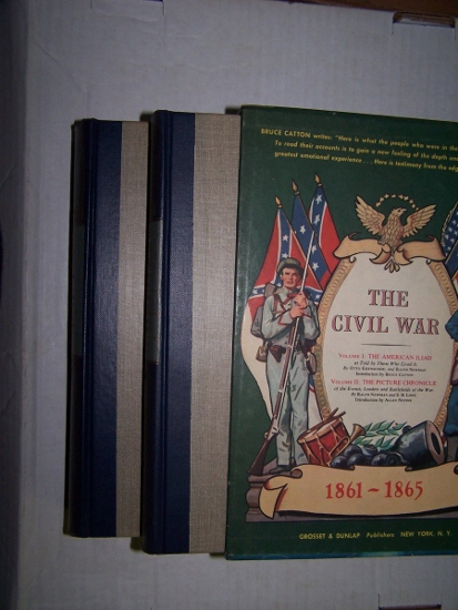 Image for THE CIVIL WAR - Two Volume Boxed Set  [ Special Autograph Edition ]