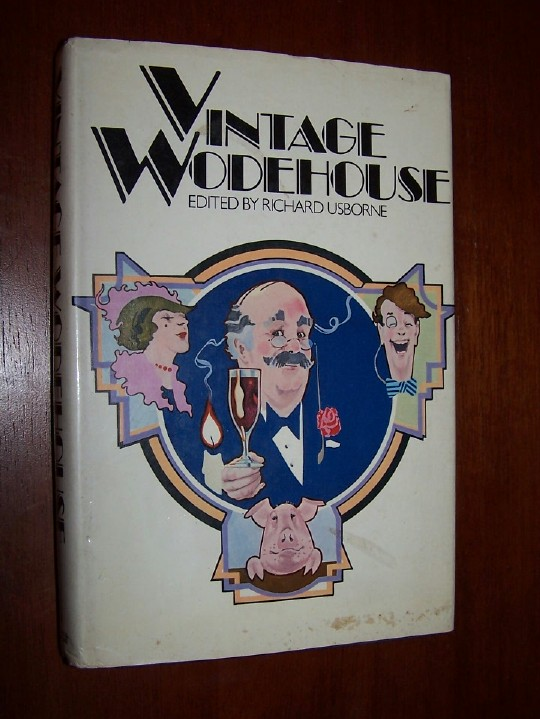 Image for VINTAGE WODEHOUSE
