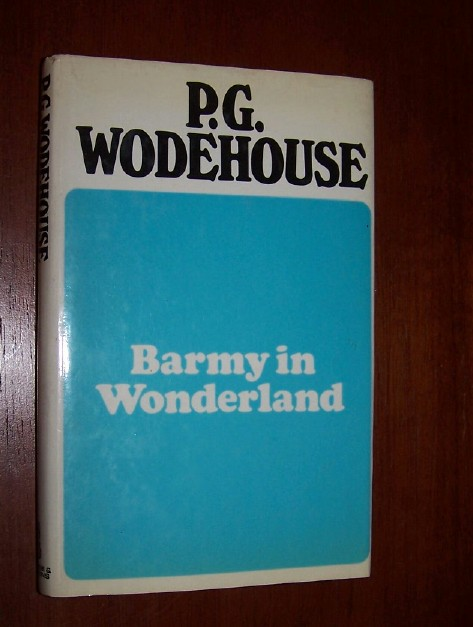 Image for BARMY IN WONDERLAND