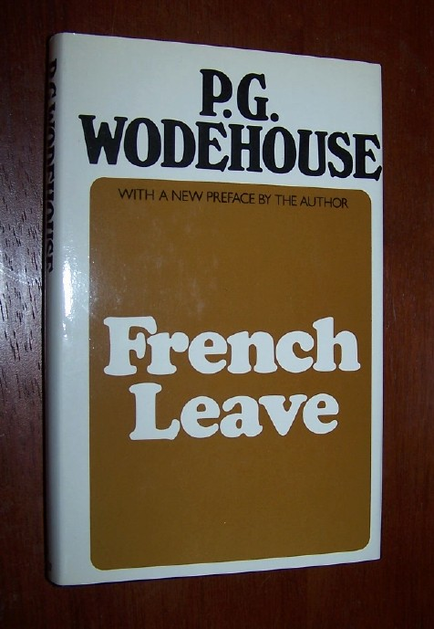 Image for FRENCH LEAVE
