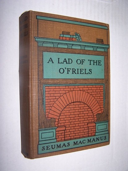 Image for A LAD OF THE O'FRIELS