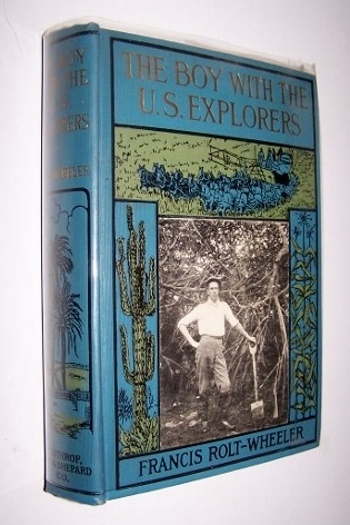 Image for THE BOY WITH THE U.S. EXPLORERS