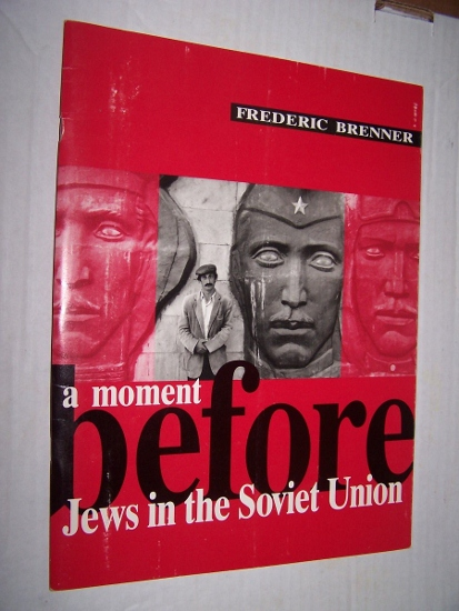 Image for A MOMENT BEFORE - Jews in the Soviet Union