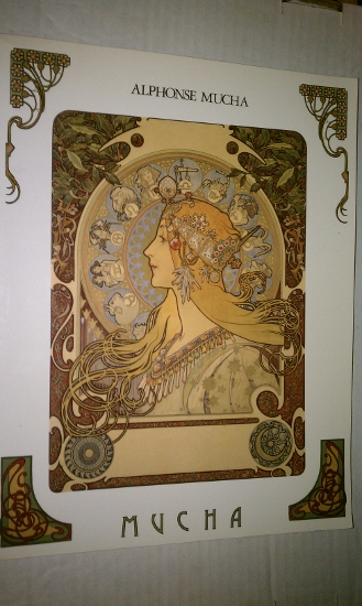 Image for ALPHONSE MUCHA - His Life and Art
