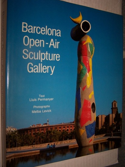 Image for BARCELONA OPEN - AIR SCULPTURE GALLERY