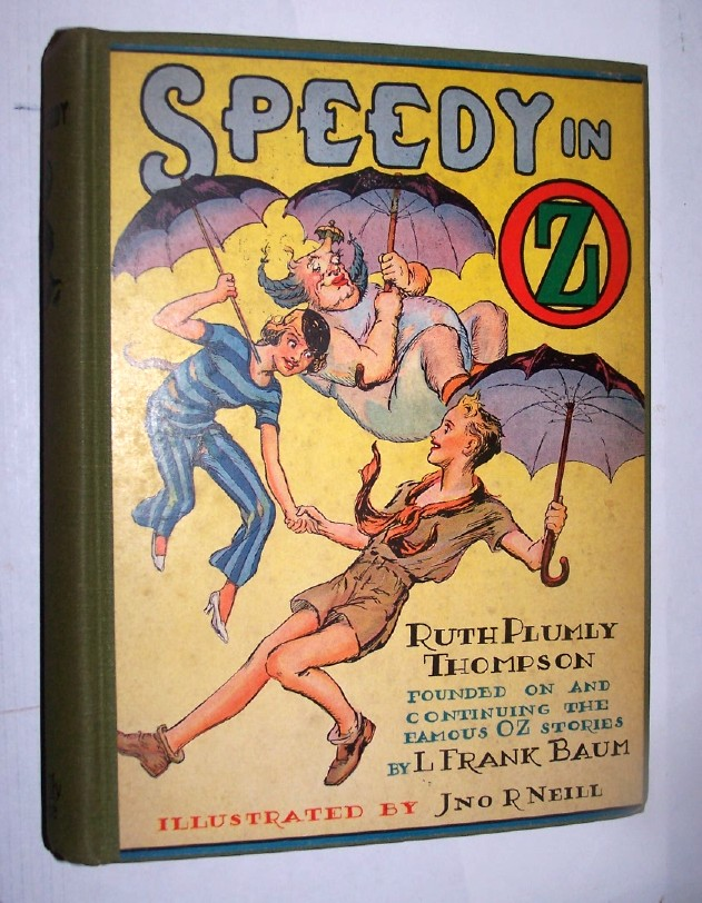 Image for SPEEDY IN OZ