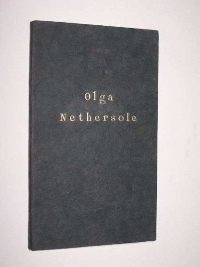Image for Olga Nethersole