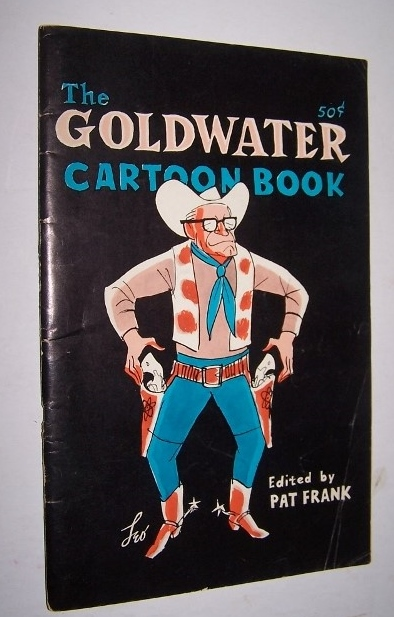 Image for The Goldwater Cartoon Book