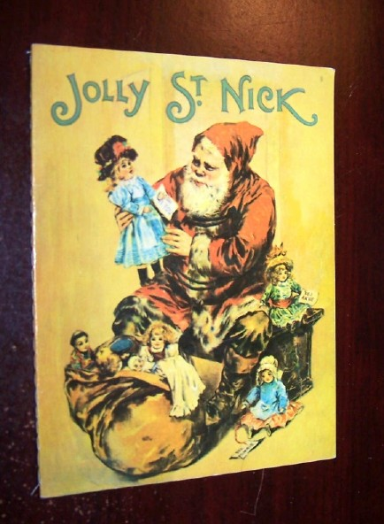 Image for JOLLY St. NICK Replica of an Antique Original