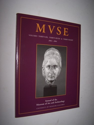Image for MUSE  Annual of the Museum of Art and Archeology