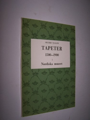 Image for Tapeter 1500-1900