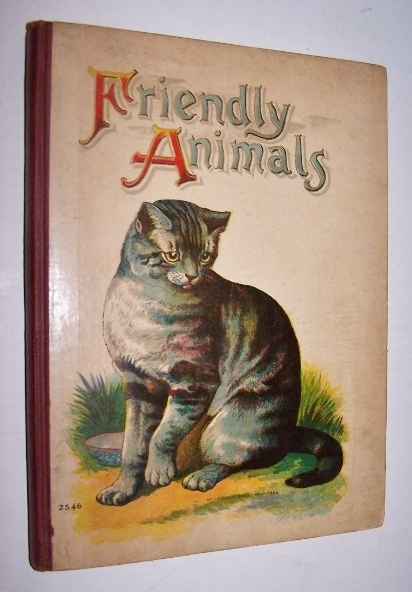 Image for FRIENDLY ANIMALS
