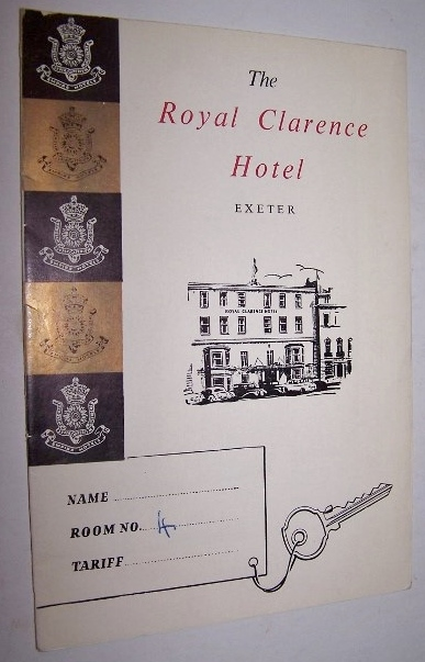 Image for The Royal Clarence Hotel - Exeter