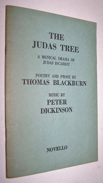 Image for The Judas Tree - A Musical Drama of Judas Iscariot