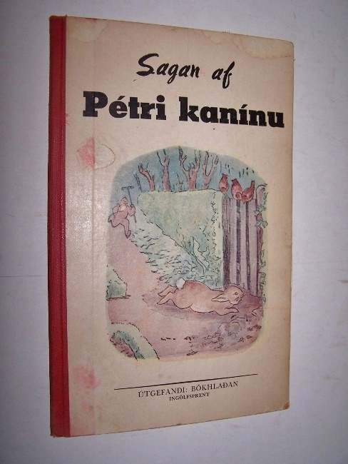 Image for PETUR KANINA [Cover title: Sagan af Petri kaninu ] [Icelandic version of Beatrix Potter's Peter Rabbit ]