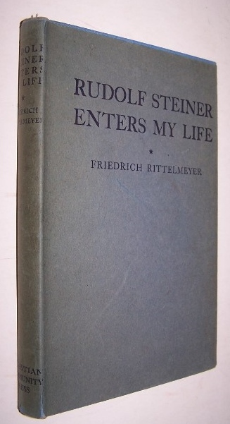Image for Rudolf Steiner Enters My Life