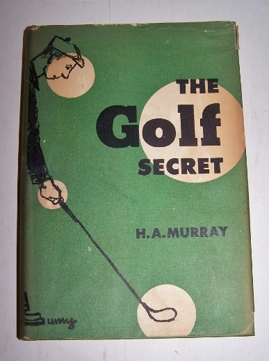 Image for THE GOLF SECRET Illustrated with 14 pages of diagrams